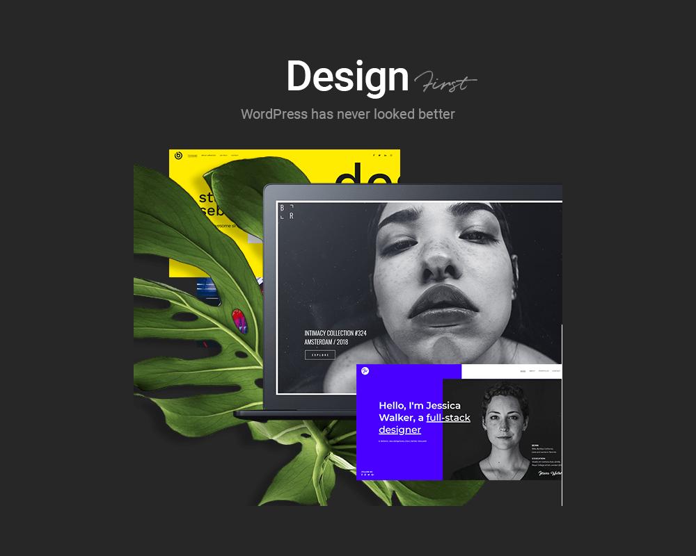 Customized photo studio website design
